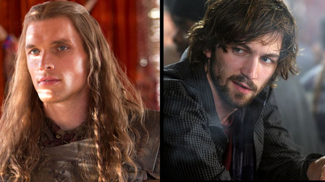 Game of Thrones: new men, more naked ladies, a new gold ... Daario Recast