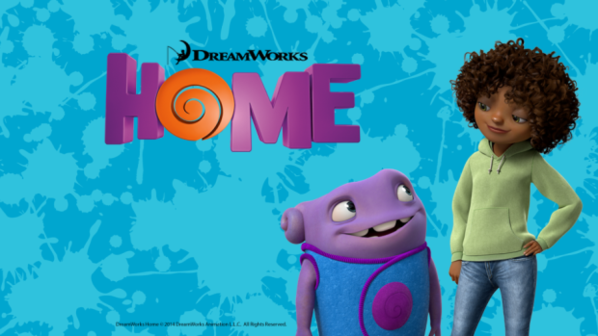 Reblog What New Animated Comedy Movie Home Has To Teach George