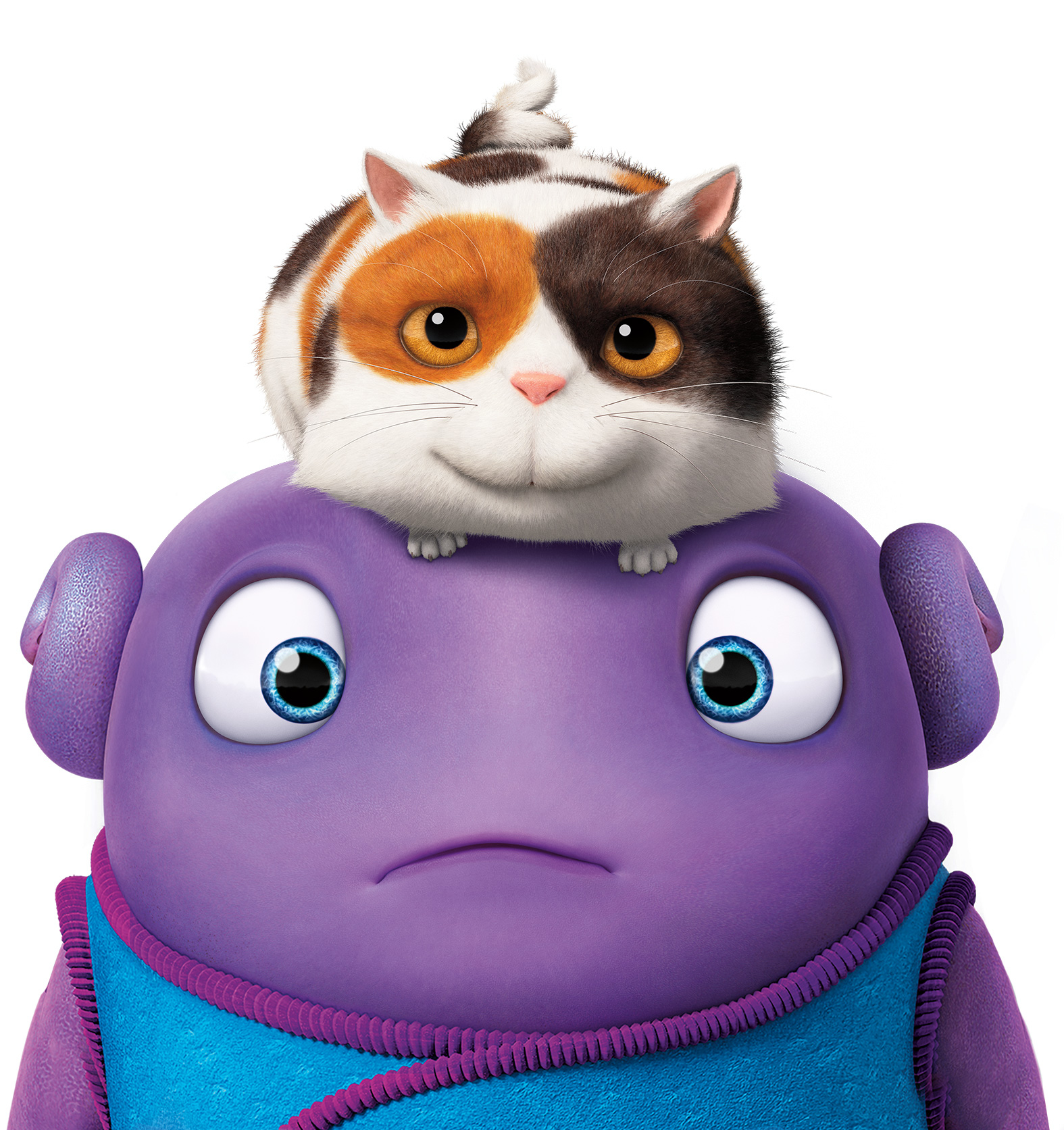 Reblog what new animated comedy movie home has to teach for Home de
