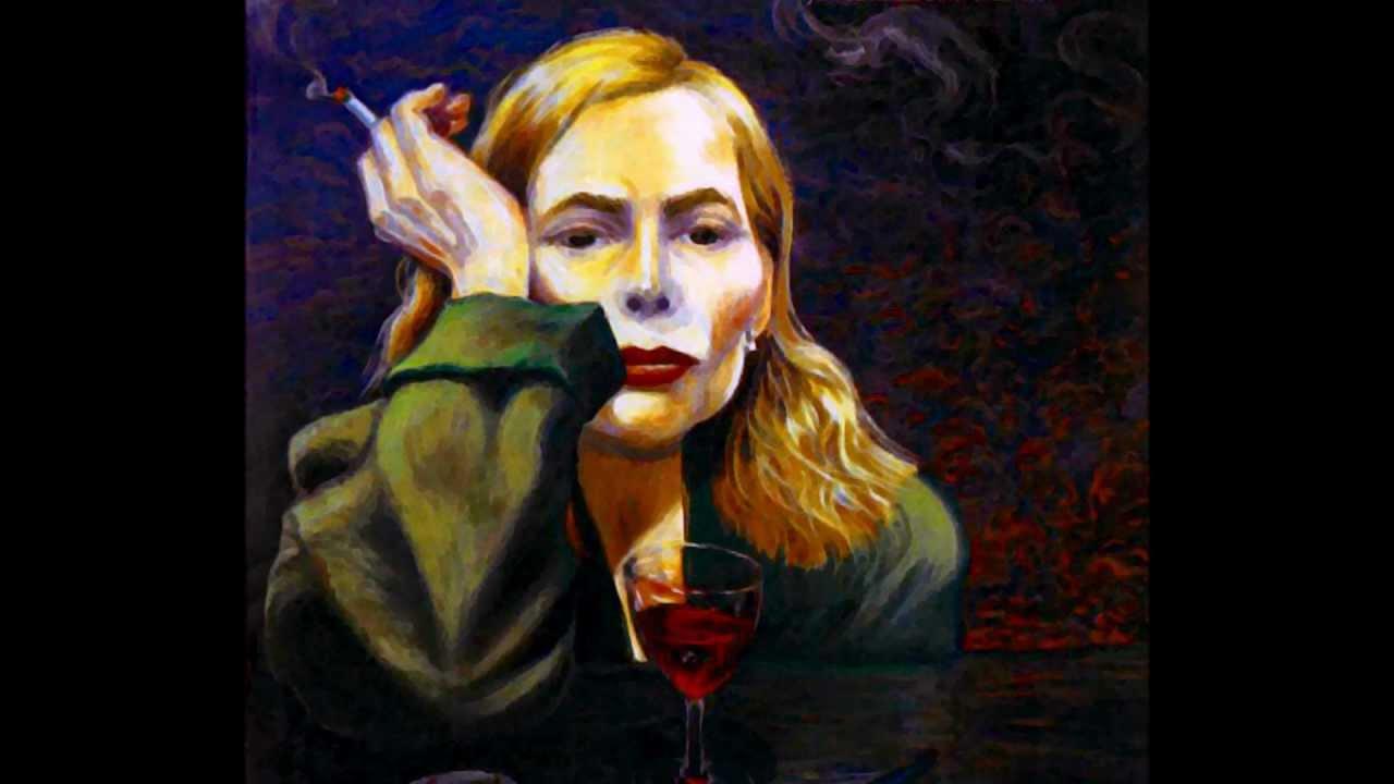 Joni Mitchell Self Portrait | www.galleryhip.com - The ...